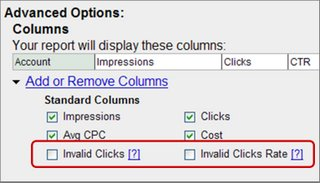 AdWords New Anti-invalid Clicks Service